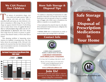 Solid Imaging Design and Graphics Graphic Results Worth – Drug Brochure